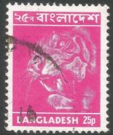 Bangladesh. 1976 Definitives. 25p Used. SG67 - Bangladesh
