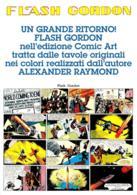 [MD3898] CPM - FUMETTI - FLASH GORDON - EDITRICE COMK ART - NV - Fumetti
