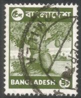 Bangladesh. 1976 Definitives. 5p Used. SG64 - Bangladesh