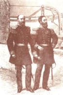 [MD3944] CPM - COLLEZIONE POSTALE ARTICA CON ANNULLO FIRME N° 8 1875 SPEDIZIONE VERSO IL POLO - PERFETTA - NV - Histoire