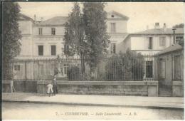 HAUTS DE SEINE : Courbevoie, Asile Lambrecht - Courbevoie