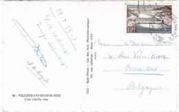 1078 ECLUSE SEUL SUR CPSM - Marcofilia (sobres)