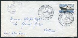 15087 FRANCE N°1325 ° Paquebot FRANCE  OSI Voyage Inaugural Le Havre Du 3 Février 1962  B/TB - FDC