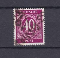 Sowjetische Zone - 1948 - Bezirksstempel-Aufdrucke - Michel Nr. I R - 1500 Euro - Soviet Zone