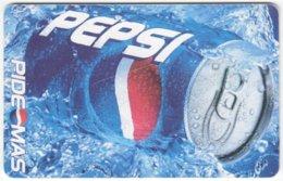 VENEZUELA B-164 Chip CanTV - Advertising, Drink, Pepsi Cola - Used - Venezuela