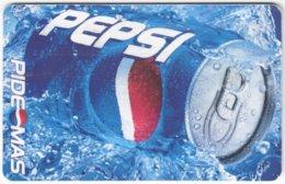 VENEZUELA B-165 Chip CanTV - Advertising, Drink, Pepsi Cola - Used - Venezuela
