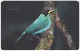 VENEZUELA B-166 Chip CanTV - Animal, Bird - Used - Venezuela