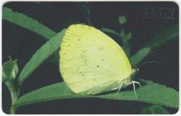 VENEZUELA B-184 Chip CanTV - Animal, Butterfly - Used - Venezuela