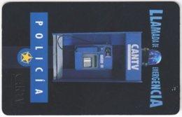 VENEZUELA B-203 Chip CanTV - Communication, Phone Booth - Used - Venezuela