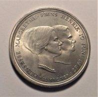 Denmark 10 Krone  1967 , Silver - Dänemark