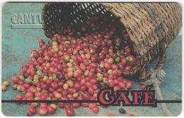 VENEZUELA B-216 Chip CanTV - Food, Coffee - Used - Venezuela