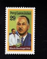 858116674  SCOTT 2746 POSTFRIS MINT NEVER HINGED EINWANDFREI (XX) - BLACK HERITAGE PERCY LAVON JULIAN CHEMIST - Ongebruikt