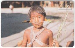 VENEZUELA B-229 Chip CanTV - Culture, Native People - Used - Venezuela