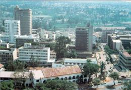1 AK Uganda * Blick Auf Die Hauptstadt Kampala - Luftbildaufnahme * - Oeganda