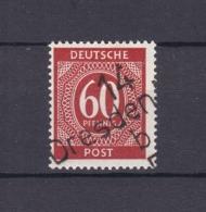 Sowjetische Zone - 1948 - Bezirksstempel-Aufdrucke - Michel Nr. I U - Postfrisch - 3700 Euro - Soviet Zone