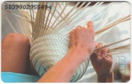 VENEZUELA B-236 Chip CanTV - Culture, Traditional Craft - Used - Venezuela