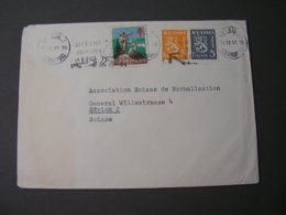 Fin 1951  Cv. - Briefe U. Dokumente