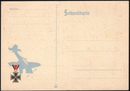 Germany - FELDPOSTKARTE. German Empire, Field Post Postcard 1939 - Germany