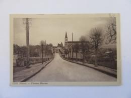 Luzy (Nièvre) - L'Avenue Marceau - Carte Non-circulée - France