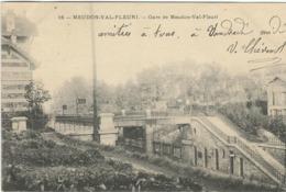 HAUTS DE SEINE : Meudon-Val Fleuri, La Gare - Meudon