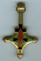 Insigne Militaire.  3eme Compagnie Saharienne Portée De La Légion Étrangère - Esercito