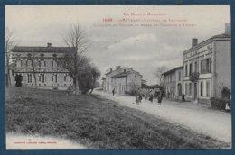 MONTRABE - Intérieur Du Village Et Route De Toulouse à Verfeil - Francia