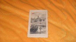 CARTE POSTALE ANCIENNE NON CIRCULEE DATE ?.../ MAGGI.- VIEUX PARIS. L'HOTEL LA VALETTE... - Werbepostkarten