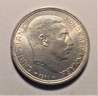 Denmark 2 Krone  1930 , Silver - Dänemark