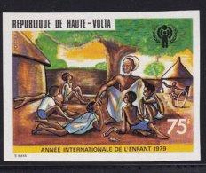 Upper Volta 1979, Minr 748 Unperforated, MNH. - Obervolta (1958-1984)