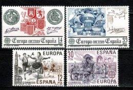 Spanje 1981/1982 EUROPA Yv 2243/44**, 2285/86**, Mi 2498/99**, 2545/56** MNH - 1931-Aujourd'hui: II. République - ....Juan Carlos I