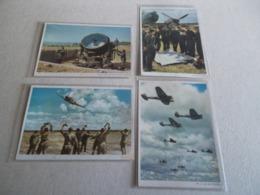 AVIATION LOT DE 4 CP  HE 111 AUF DEM AUF DEM FEINDFLUG ....... - Weltkrieg 1939-45