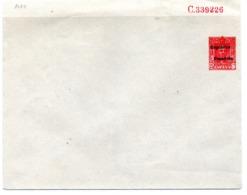 Sobre Entero Postal  Con Sobrecarga Republica Española. - Enteros Postales