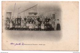 PENSIONNAT DE L'ORATOIRE ANNEE 1905 - Caluire Et Cuire