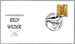 Director De Cine BILLY WILDER. Wien 2003 - Cinema