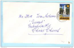 BARBADOS - Brief Cover Lettre 300 St. James Denkmal Bauwerk (Scan)(23150) - Barbados (1966-...)