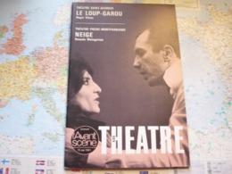 L'Avant-Scène Théâtre Lot De 5 Numéros Du N°690 (15/05/1981) Au N°694 (15/07/1981) - Livres, BD, Revues