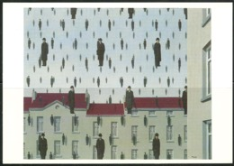 Carte Postale - Magritte - Golconde - TTBE - Non Voyagé - Pittura & Quadri