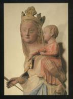 St. Germain En Laye (78) : Eglise De La Ville, Statue Notre Dame De Bon Retour - St. Germain En Laye