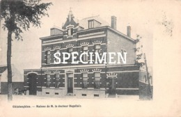 Maison De M. Le Docteur Degallaix - Ghislenghien - Tournai