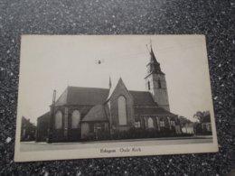 EDEGEM: Oude Kerk - Edegem