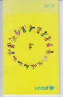 Switzerland Zurich - 2011 - UNICEF Agenda - Calendar - 32 Pages - Unused - Calendars