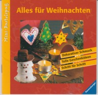 Germany - Ines Radionow- Alles Fur Weihnachten - Ravensburg - Ravensburger Buchverlag - 20 Pages - Hobby & Verzamelen