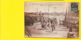 ILE D'YEU Embarcadère Quai (JN) Vendée (85) - Ile D'Yeu