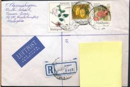 °°° POSTAL HISTORY MALAYSIA 1998 °°° - Malesia (1964-...)