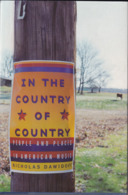 """C 5)Livre, Revues >  Jazz, Rock, Country >  """"In The Country Of Country""""  Nicholas Dawidoff  (+- 370 Pages) - Cultural"""