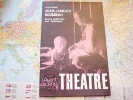 L'Avant-Scène Théâtre Lot De 36 Numéros Du N°636 (15/10/1978) Au N°671 (1/06/1980) - Livres, BD, Revues