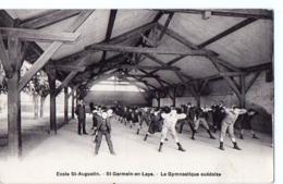 Ecole St-Augustin - ST-GERMAIN-EN-LAYE  - La Gymnastique Suédoise - St. Germain En Laye