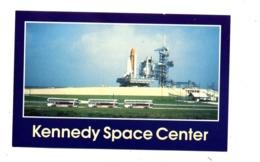 Carte Centre Spatial Kennedy  Base Fusee Autocar - Vereinigte Staaten
