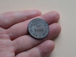 WEG Met De DIEVEN - HULDE DER TREFFELYKE LIEDEN Aan BARA ( Bronskleur 8,2 Gr. / 28 Mm. Details, Zie Foto's ) - Sonstige