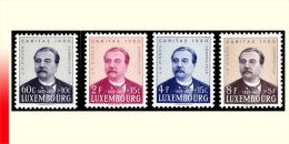 Luxembourg 0439/42** Zinnen -MNH - - Luxembourg
